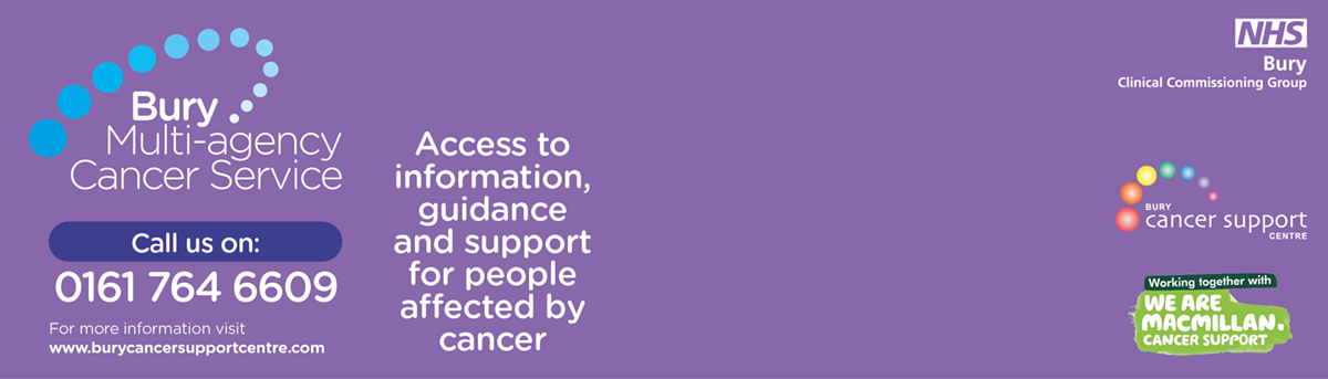 Bury Multi-agency Cancer Service